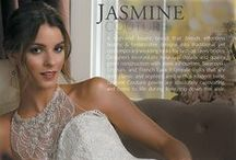 Spring 2015 New styles / A peek behind the scenes at Market of our new collections! / by Jasmine Bridal