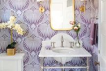 Bathrooms / by Fashionable Hostess