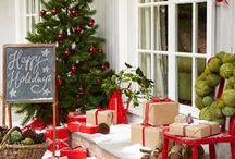 Holiday Home Decor / by Fashionable Hostess