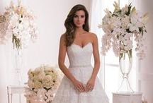 Jasmine Bridal New Spring 2015 Styles / View all the current Jasmine Couture & Jasmine Collection Bridal styles! / by Jasmine Bridal