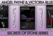 SECRETS OF STONE SERIES / Characters, settings, songs, and clothes that inspired Victoria Blue and I in writing the SECRETS OF STONE books