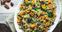 ***Recipes: Vegetarian*** / Meatless Monday recipes and other hearty vegetarian dinners.