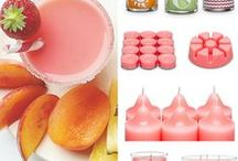 Beach Party / Make a splash at your next PartyLite Party - dive into summer with a Beach Party theme! PartyLite.com