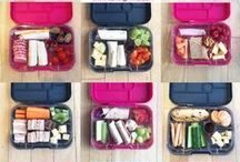 Lunch Tips & Tricks / Pack lunches your kids will love. Healthy options, creative options, kid friendly!