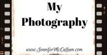 My photography / My photography that is available as prints, stock, or household items from various websites.
