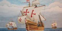 Marines et barques - Sea and boats landscape watercolors_ /  Aquarelles de Jean Berenguer : Marines, paysages et barques