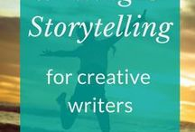 Writing and story telling / The art and craft of good writing and storytelling for writers and authors. People love stories, great stories. From character and plot development to developing a better writing style, this board is a collection of all things writing and storytelling.