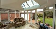 LivinROOF - The conservatory that feels like a full extension / Our LivinROOF's take the best of a classic conservatory, and the feel of a full extension. You can choose where you put the glass panels. Give us a call on 01200 414700 or book online; https://bit.ly/2FtPBKp