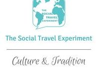 Cultural Travel / The board about anything related to Culture & Traditions from The Social Travel Experiment. Perfect for all social travelers out there, and all people who love to explore the world like a local.