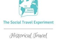 Historical Travel / The board about anything related to Historical Travel from The Social Travel Experiment. Perfect for all social travelers out there, and all people who love to explore the world like a local.