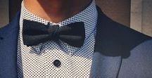 Gentlemen's Sunday Best / Christ is there in the Real Presence - that is why we wear our Sunday Best.