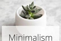 Minimalism | The art of simplicity