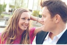 Engagements and Couples / Engagement and Couple Portraits by Davey Morgan Photography