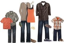 What to Wear? / Wear what fits your personality best! However, here are some ideas for outfits and color pallets!