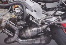 Motorcycle Art / by Adam Gardiner