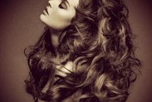 Messes of Tresses / Women's hair / by Michelle