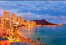 Oahu: The Gathering Isle / by Discover Hawaii Tours