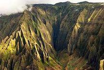 Kauai: The Garden Isle / by Discover Hawaii Tours