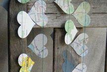 maps • globes / decor / by Cacayorin Hendrix