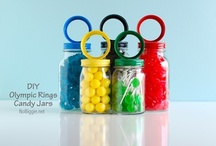 #Olympics / You know we love sports, so we are really excited about the #Olympic Games! We hope you love these food, craft and other #Olympic ideas.
