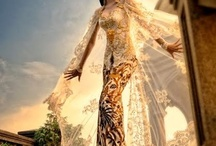 | INDONESIA KEBAYA | / Traditional & Modern Indonesian Dress…used for special occasions, ceremonies and wedding attire.