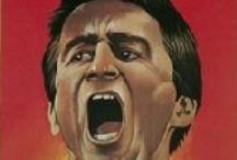 Manifesti teatrali 2 (Paul Davis) / Il mago della grafica teatrale in mostra a Milano La personale di Paul Davis (2005) di Oliviero Ponte di Pino http://www.ateatro.org/mostranotizie2bis.asp?num=84&ord=6