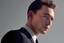 Tom Hiddleston / Thomas William Hiddleston. Guilty pleasure! / by Mary Grace Justo