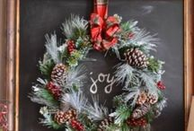 Christmas Crafts and Home Decor / by Marty Walden @ MartysMusings