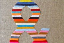 felt • fabric • lace • ribbon / felt • fabric • lace / by Cacayorin Hendrix