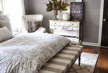 Beautiful Master Bedroom / Great ideas for the master bedroom / by Marty's Musings DIY/Home Blog