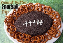 Super Bowl Snacks / We love the big game just as much as you! How can you beat a good football game, great friends, funny commercials and delicious finger foods?