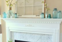 home / mantel decor / Ideas to decorate your mantel with creativity and easy decor tips.