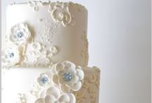 Wedding Cakes / While perusing pinterest, sometimes we find some pretty neat wedding ideas, here is a collection of some gorgeous cakes we think you might enjoy!