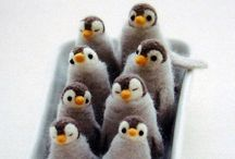 i love penguins...