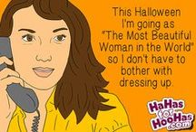 """Halloween """"Costumes"""" / by Egni Theoneandonly"""