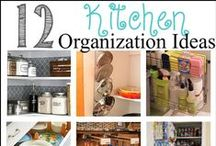 I need to get organized  / by Kristen Williams