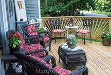 Dream Deck / by Marty's Musings DIY/Home Blog