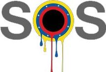 sos venezuela / We have to face oppression, for a free Venezuela ... that you were tired, you lose