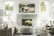 Family Room Ideas / by Marty's Musings DIY/Home Blog