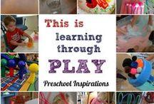 Preschool / by Kristen Williams