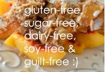 Don't Poison Friends with Food / Allergy specific recipes