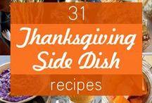 Thanksgiving! / by Kristen Williams