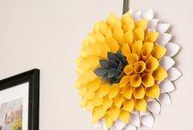 season • spring / spring decor • crafts • activities / by Cacayorin Hendrix