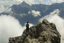 Hiking the world / Amazing hiking spots in the world for people who want to keep mountains a part of their lives.