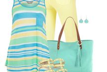 Style - Spring & Summer / Fun, fresh new styles for spring breezes and summer heat.