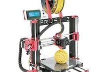 TECHNOLOGY - 3D print / 3D print at home ... 3D tisk doma - užitek i zábava.