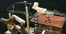 TECHNOLOGY - Marble machine / Kuličkové automaty