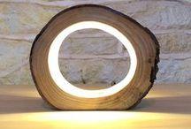IDEAS - Lighting / Unusual lighting. Neobvyklé osvětlení.