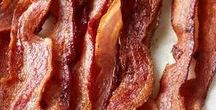 Bacon Gifts / Great gifts for your bacon loving loved ones! #bacongifts #bacon #gifts