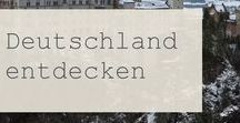 [ Deutschland - entspannt die Heimat erkunden ] / Im Sommerurlaub oder den Herbstferien immer ins Ausland fahren? Nö, warum auch?! Es gibt so viele Ecken und schöne Plätze in Deutschland, die ich noch nicht kenne. Und die zu erkunden muss auch gar nicht teuer sein. Hier sammle ich viele Tipps für Ausflugsziele. Erkundet entspannt und stressfrei unsere Heimat. Es gibt viel zu entdecken.